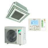 DAIKIN FFA60A9 RXM60N9 SPLIT (FULLY FLAT COMPACT) kasetinis oro kondicionierius