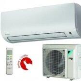 DAIKIN MULTISPLIT oro kondicionieriaus su vidiniu bloku COMFORA 3-ims kambariams (su pasirinkimais)