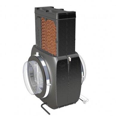 EVAP keičiama kasetė su LegioSafe filtru