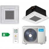 MIDEA COMPACT SPLIT MCA3U-12FNXD0 + MOB30-12HFN8 kasetinis oro kondicionierius