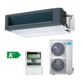 MIDEA SPLIT MTI-48FNXD0 MOU-48FN8-RD0 kanalinis oro kondicionierius